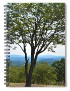 Sideling Hill Lookout  Spiral Notebook