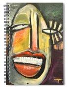 Sideshow Spiral Notebook