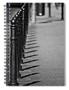 Sidewalk Spiral Notebook