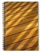 Sideways Sunshine Spiral Notebook