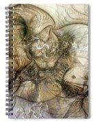 Sidewinder Spiral Notebook