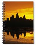 Siem Reap, Angkor Wat Spiral Notebook