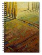 Sienna Spiral Notebook