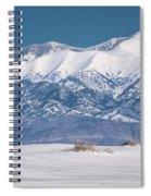 Sierra Blanca Spiral Notebook