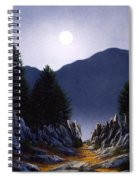 Sierra Moonrise Spiral Notebook