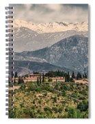 Sierra Nevada View Spiral Notebook