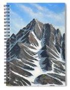 Sierra Peaks Spiral Notebook