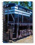 Sierra Ry 1265 Spiral Notebook