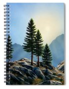 Sierra Sentinals Spiral Notebook