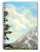 Sierra Warriors Spiral Notebook