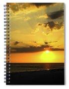 Siesta Sundown Spiral Notebook