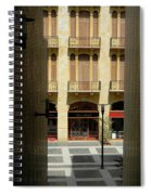 Siesta Time Spiral Notebook
