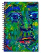 Sifting Spiral Notebook