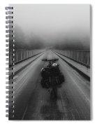 Sights Along The Way Spiral Notebook