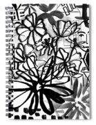Sightseeing 2- Art By Linda Woods Spiral Notebook