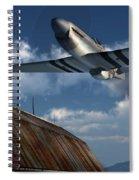 Sightseeing Spiral Notebook
