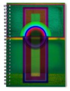 Sign Spiral Notebook
