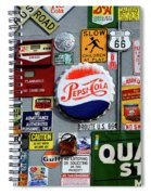 Sign Me Up 1 Spiral Notebook