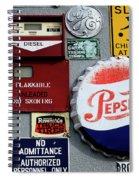 Sign Me Up 3 Spiral Notebook