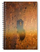 Signs-7 Spiral Notebook