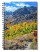 Signs Of Grandeur  Spiral Notebook