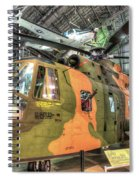 Sikorsky Hh-3 Jolly Green Giant Spiral Notebook