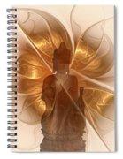 Silence -1- Spiral Notebook