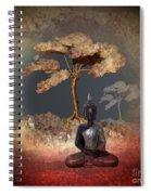 Silence -a- Spiral Notebook
