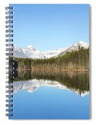 Silence Of North Spiral Notebook