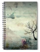 Silence To Chaos - 5502c3 Spiral Notebook