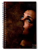 Silenced Spiral Notebook