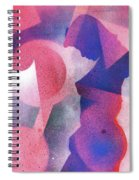 Silent Contemplation 2 Spiral Notebook