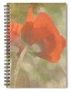 Silent Dancers Spiral Notebook