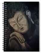Silent Meditations Spiral Notebook