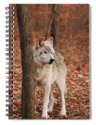 Silent One Spiral Notebook