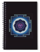 Silent Revelation Spiral Notebook