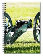 Silent Sentry Spiral Notebook