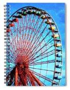 Silent Spring Spiral Notebook