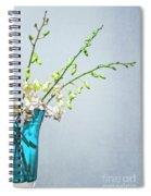 Silent Stems Spiral Notebook