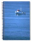 Silent Story Spiral Notebook