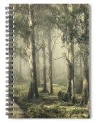 Silently Still Spiral Notebook