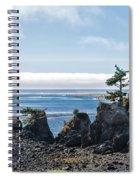 Siletz Bay Spiral Notebook