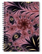 Silken Pleasures Spiral Notebook