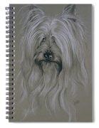 Silky Terrier Spiral Notebook