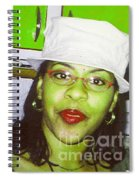 Silly Aunt Lou Spiral Notebook