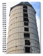 Silo History 2 Spiral Notebook