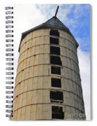 Silo History Spiral Notebook