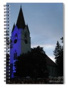 Silute Lutheran Evangelic Church Lithuania 01 Spiral Notebook