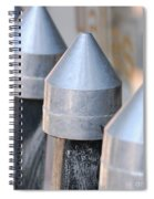 Silver Bullets Spiral Notebook