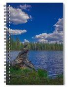 Silver Lake Spiral Notebook
